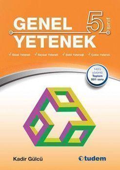 Tudem Yayınları 5. sınıf Genel Yetenek