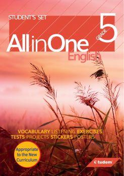 Tudem Yayınları 5. Sınıf All In One