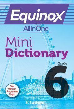 Tudem Yayınları 6. Sınıf Equinox All in One Mini Dictionary