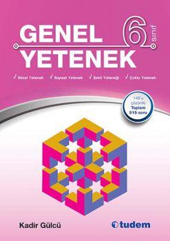 Tudem Yayınları 6. sınıf Genel Yetenek