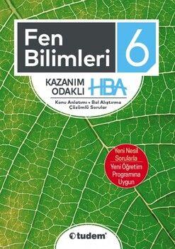 Tudem Yayınları 6. Sınıf Fen Bilimleri Kazanım Odaklı HBA