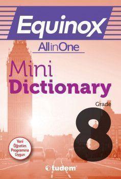 Tudem Yayınları 8. Sınıf Equinox All in One Mini Dictionary
