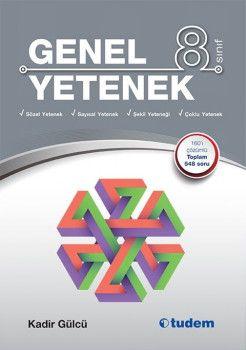 Tudem Yayınları 8. Sınıf Genel Yetenek
