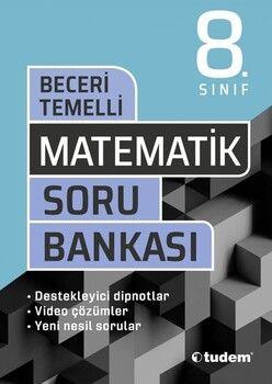 Tudem Yayınları 8. Sınıf Matematik Beceri Temelli Soru Bankası