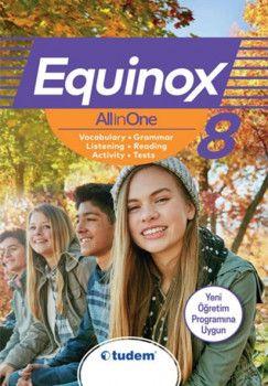 Tudem Yayınları 8. Sınıf Equinox All In One
