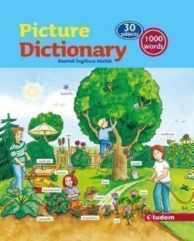 Tudem Yayınları Picture Dictionary Resimli İngilizce Sözlük