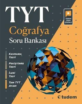 Tudem Yayınları TYT Coğrafya Soru Bankası