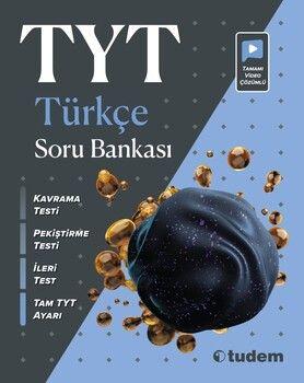 Tudem Yayınları TYT Türkçe Soru Bankası