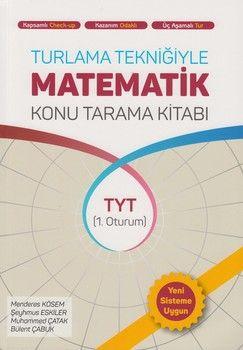 Turlarla Matematik TYT Matematik Konu Tarama Kitabı