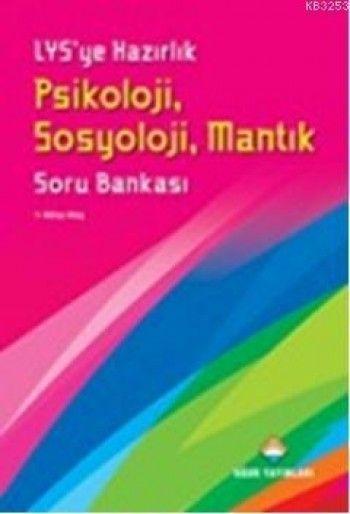 Uğur Yayınları LYS Psikoloji Sosyoloji Mantık Soru Bankası