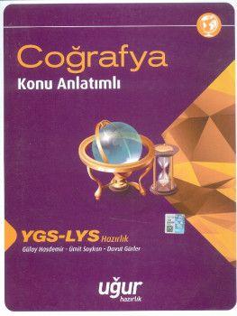 Uğur Yayınları YGS LYS Coğrafya Konu Anlatımlı
