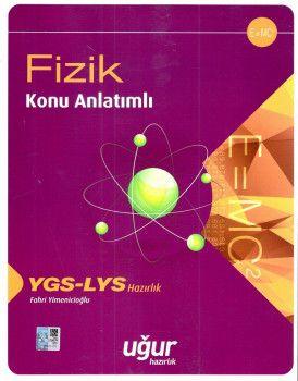 Uğur Yayınları YGS LYS Fizik Konu Anlatımlı