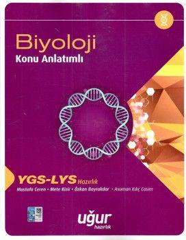 Uğur Yayınları YGS LYS Biyoloji Konu Anlatımlı