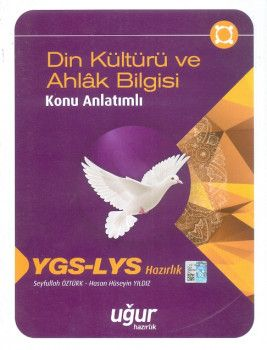 Uğur Yayınları YGS LYS Din Kültürü ve Ahlak Bilgisi Konu Anlatımlı