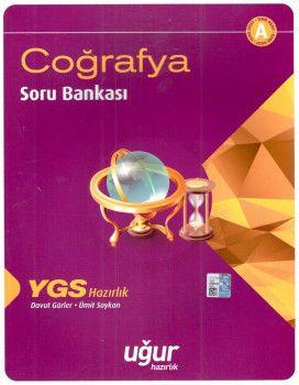 Uğur Yayınları YGS Coğrafya A Soru Bankası