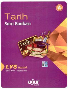 Uğur Yayınları LYS Tarih A Soru Bankası