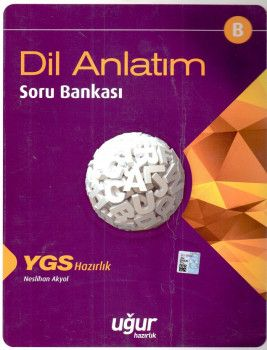 Uğur Yayınları YGS Dil Ve Anlatım B Soru Bankası