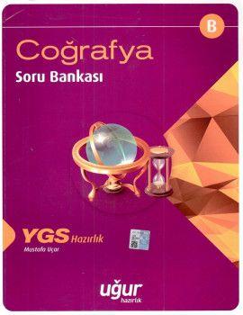Uğur Yayınları YGS Coğrafya B Soru Bankası
