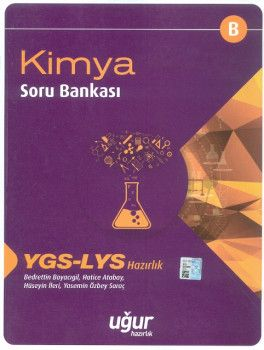 Uğur Yayınları YGS LYS Kimya B Soru Bankası