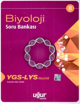 Uğur Yayınları YGS LYS Biyoloji B Soru Bankası