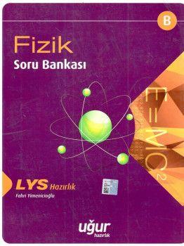 Uğur Yayınları LYS Fİzik B Soru Bankası