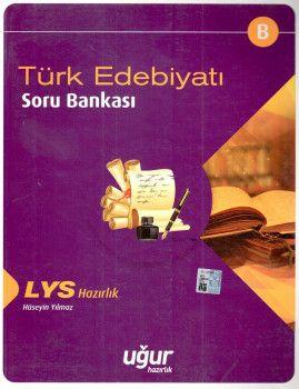 Uğur Yayınları LYS Türk Edebiyat B Soru Bankası