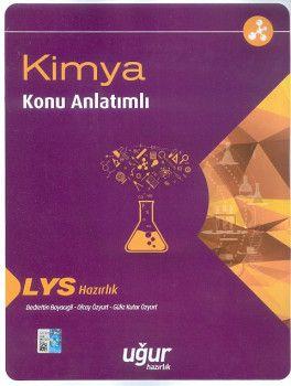 Uğur Yayınları LYS Kimya Konu Anlatımlı