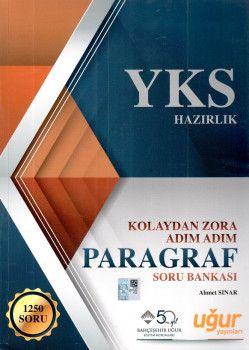 Uğur Yayınları YKS Hazırlık Paragraf Kolaydan Zora Adım Adım Soru Bankası