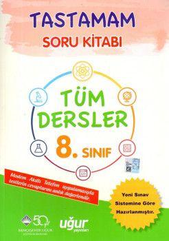 Uğur Yayınları 8. Sınıf Tüm Dersler Tastamam Soru Bankası