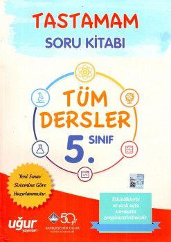 Uğur Yayınları 5. Sınıf Tüm Dersler Tastamam Soru Bankası