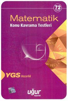 Uğur Yayınları YGS Matematik Konu Kavrama Testleri