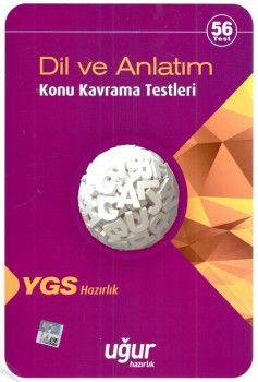 Uğur Yayınları YGS Dil ve Anlatım Konu Kavrama Testleri