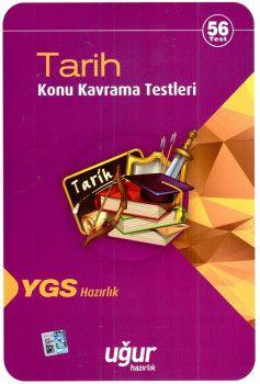 Uğur Yayınları YGS Tarih Konu Kavrama Testleri