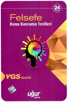 Uğur Yayınları YGS Felsefe Konu Kavrama Testleri