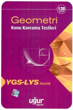 Uğur Yayınları YGS LYS Geometri Konu Kavrama Testleri