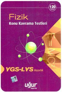 Uğur Yayınları YGS LYS Fizik Konu Kavrama Testleri