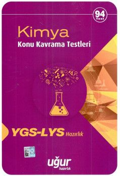 Uğur Yayınları YGS LYS Kimya Konu Kavrama Testleri