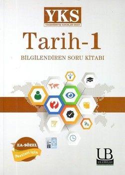 Ulu Bilgi Yayınları AYT Tarih 1 Eşit Ağırlık Sözel Bilgilendiren Soru Kitabı