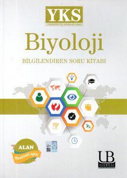 Ulu Bilgi Yayınları YKS 2. Oturum Biyoloji Alan Bilgilendiren Soru Kitabı