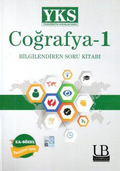 Ulu Bilgi Yayınları YKS 2. Oturum Coğrafya 1 Eşit Ağırlık Sözel Bilgilendiren Soru Kitabı