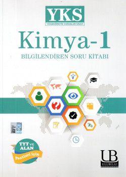Ulu Bilgi Yayınları YKS 1. ve 2. Oturum TYT Alan Kimya 1 Bilgilendiren Soru Kitabı