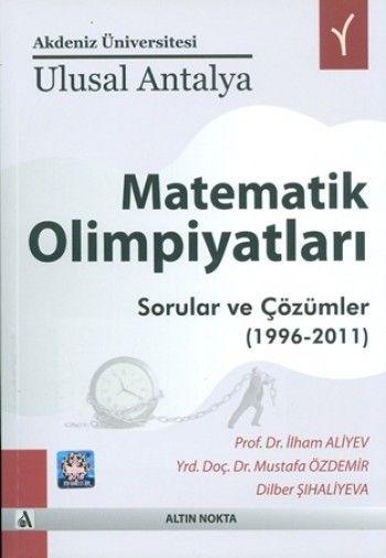 Uluslar Antalya Matematik Olimpiyatları Sorular ve Çözümleri