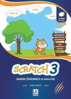 Unikod Scratch 3 Makine Öğrenmesi ve Micro Bit