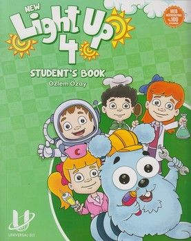 Universal Elt 4. Sınıf New Light Up Students Book