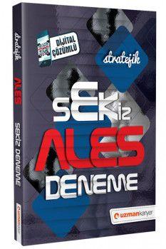 Uzman Kariyer 2019 ALES Stratejik Sekiz Deneme