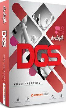 Uzman Kariyer 2019 DGS Stratejik Konu Anlatımlı