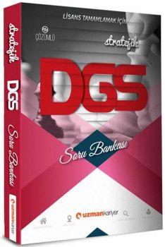 Uzman Kariyer 2019 DGS Stratejik Çözümlü Soru Bankası