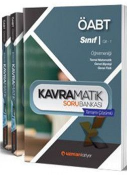 Uzman Kariyer ÖABT Sınıf Öğretmenliği Kavramatik Tamamı Çözümlü Soru Bankası
