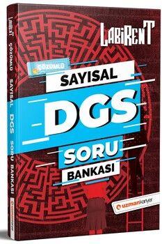 Uzman Kariyer DGS Sayısal Labirent Çözümlü Soru Bankası
