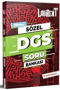 Uzman Kariyer DGS Sözel Labirent Çözümlü Soru Bankası